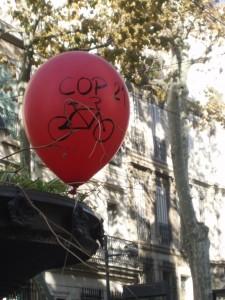 COP21-Ballon