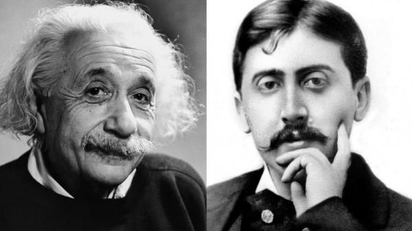 Einstein ou Proust, pourquoi choisir?
